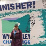 Georgina completes Wye Valley Challenge for Cancer Research UK