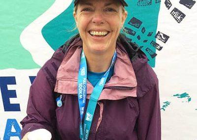 Wye Valley Challenge - on the podium